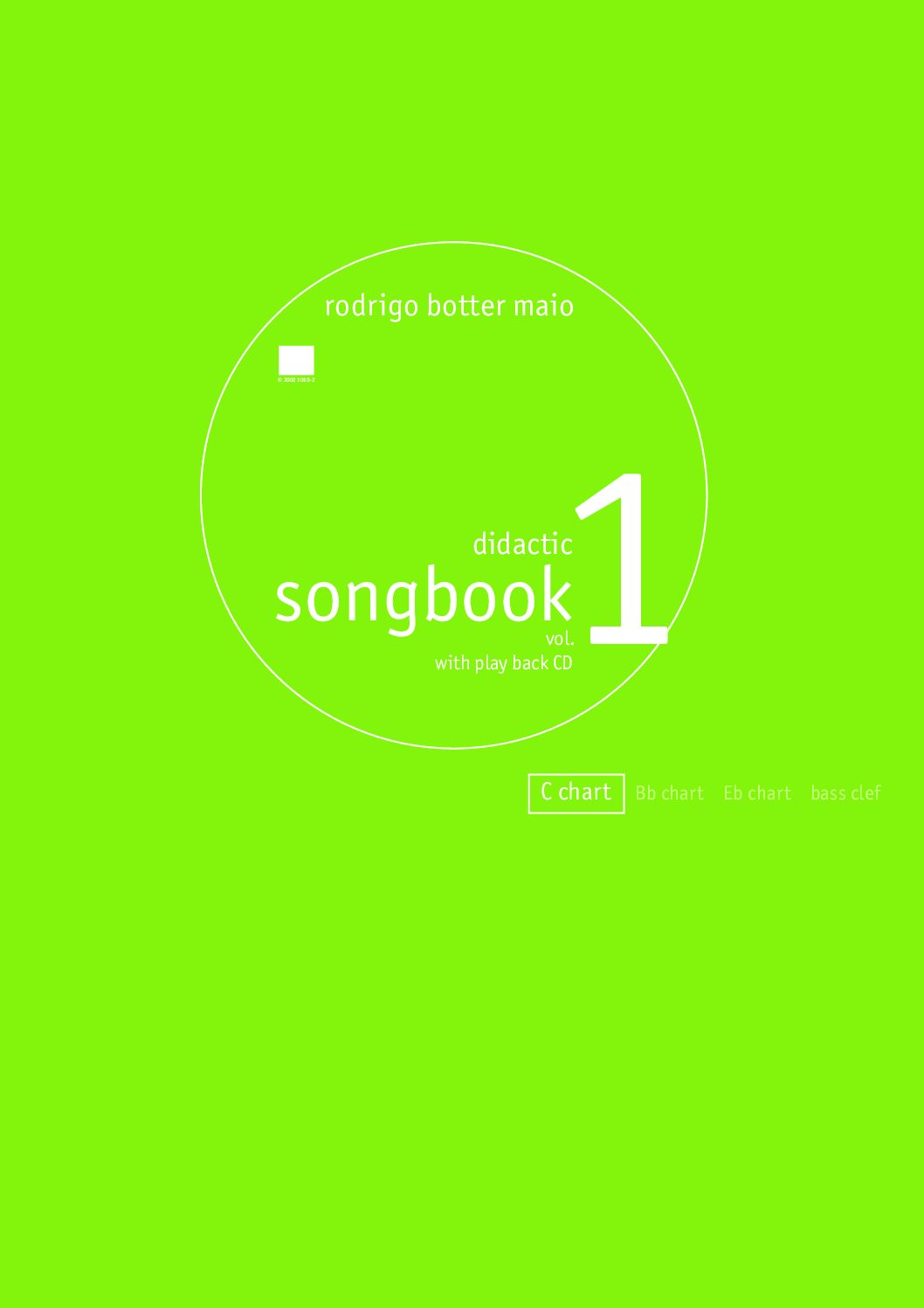 Didactic Songbook Vol.1